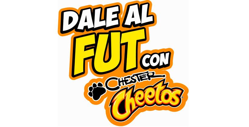 Muévete con sabor a Cheetos