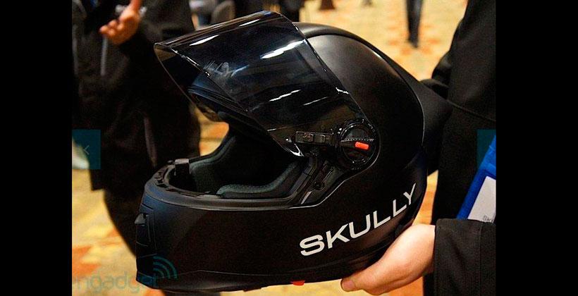 SKULLY P-1 el casco que todos quisieran tener…