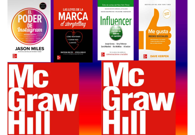"""McGraw-Hill lanza en México varios títulos de """"Emprendimiento e Innovación 2020"""""""