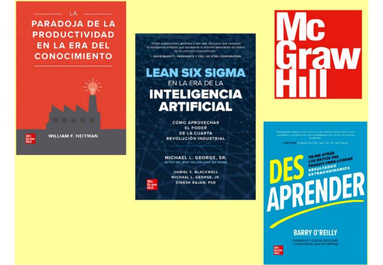 """Editorial McGraw-Hill presenta títulos para el «Emprendimiento e Innovación 2020"""""""