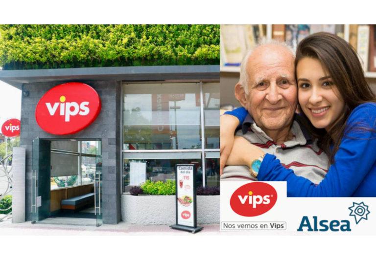"""VIPS, anuncia promoción: """"Te queremos al doble 2×1"""" para celebrar a los Abuelos en su día!"""