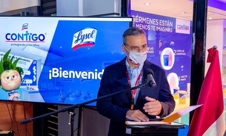 Lysol y KidZania presentan el nuevo laboratorio de desinfección