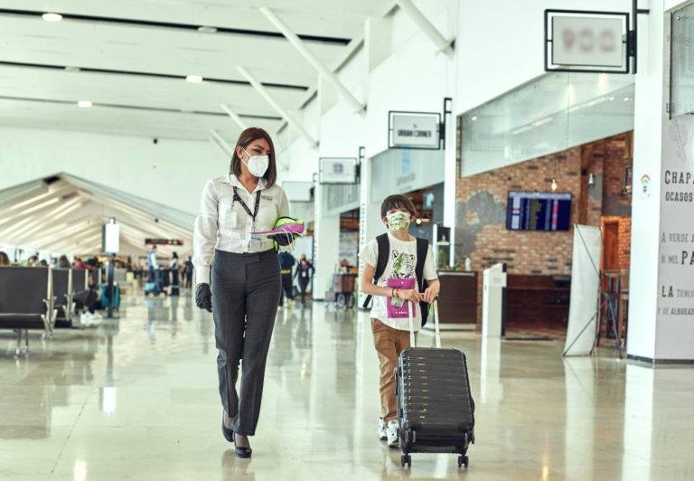 Volaris combate la lucha contra la trata de personas
