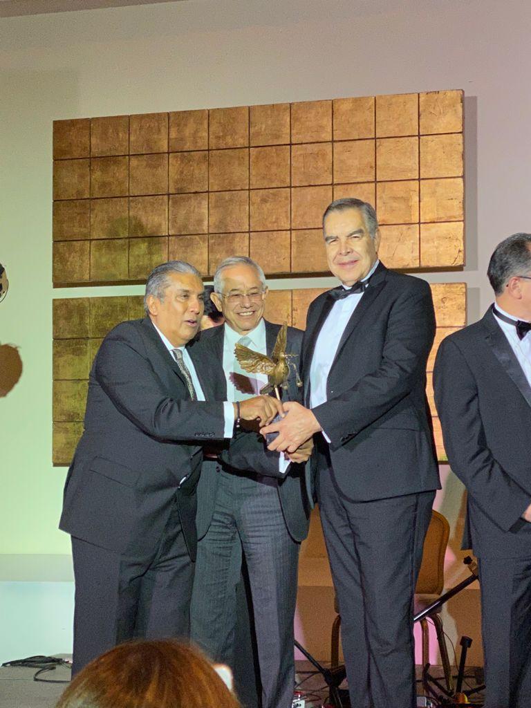 Hugo Camou Rodríguez, recibe reconocimiento por su trayectoria y liderazgo