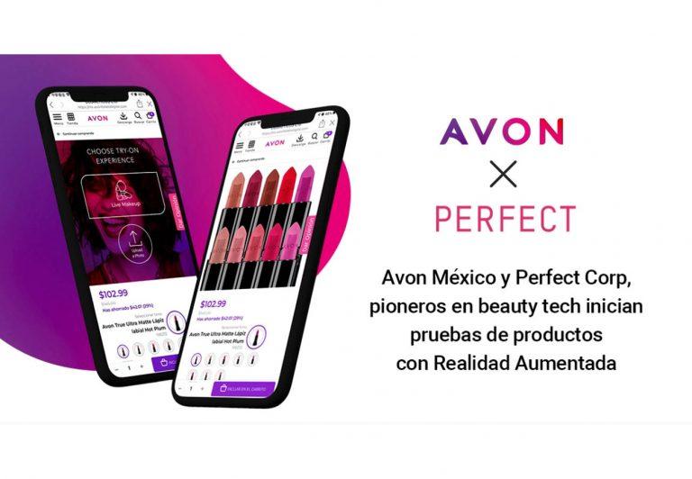 Perfect Corp. se asocia con Avon México para fortalecer a su canal de ventas