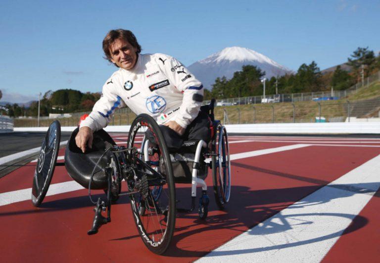 Alessandro Zanardi, embajador de la marca BMW