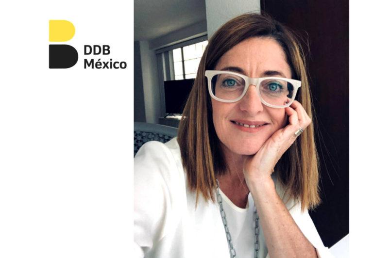 DDB México, presenta a su VP de Operaciones y Servicio al Cliente