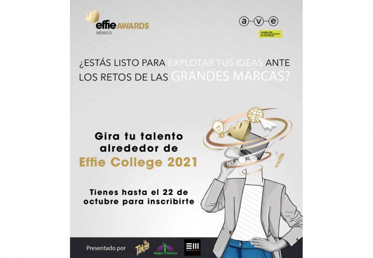 Effie College México abre su convocatoria 2021