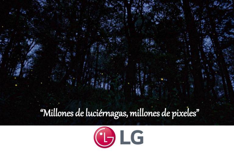 Conoce la nueva campaña LG OLED