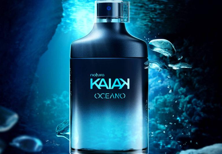 Natura lanza Kaiak Oceano, una fragancia que despierta inmensidad