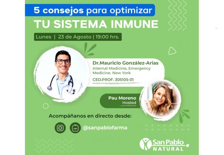 Consejos para ayudar a tu Sistema Inmune
