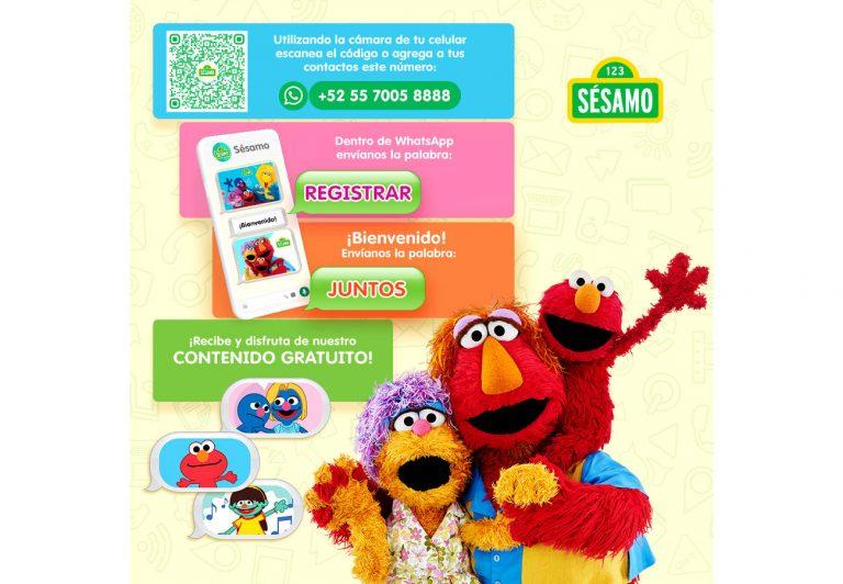 Sesame Workshop anuncia nuevas herramientas para apoyar a niños y familias