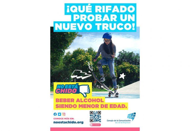 """""""No está chido"""", campaña fue desarrollada por DDB México"""