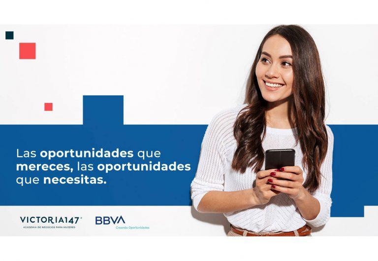 BBVA México y Victoria147 impulsan la salud financiera de emprendimientos femeninos