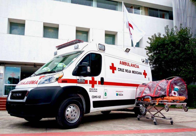Fundación MetLife México realiza la entrega de 5.4 MDP a la Cruz Roja Mexicana