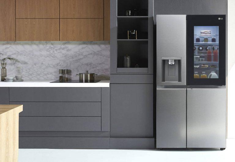 LG Electronics presentó sus nuevos refrigeradores con características mejoradas
