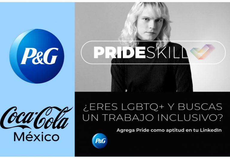 P&G y Coca-Cola México, unidos fomentan la diversidad en el mercado laboral LGBTQ+