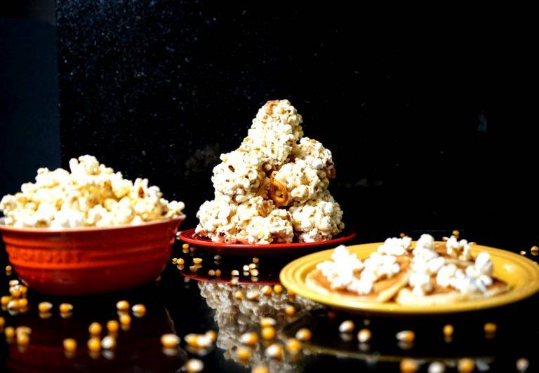 Popcorn USA, sabor irresistible y recetas sencillas. . .