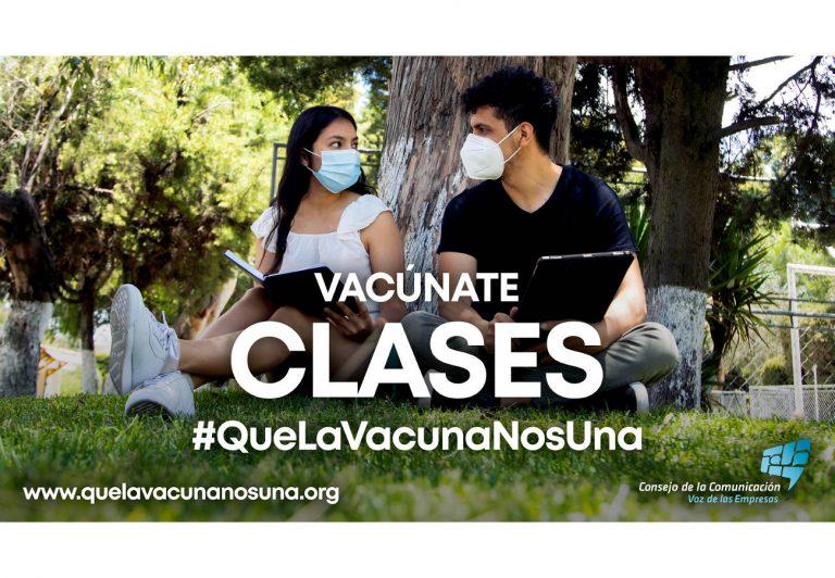 """""""Que la Vacuna nos Una"""", más que una campaña"""