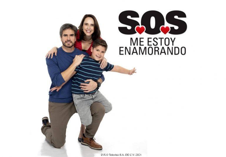 S.O.S Me estoy enamorando, una historia de amor que dará inicio el 6 de Septiembre