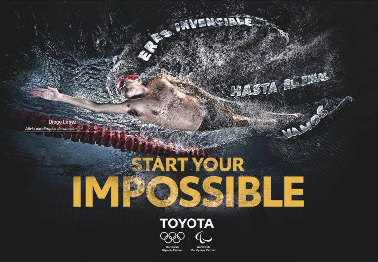 """Toyota feliz con su campaña """"Start Your Impossible"""""""