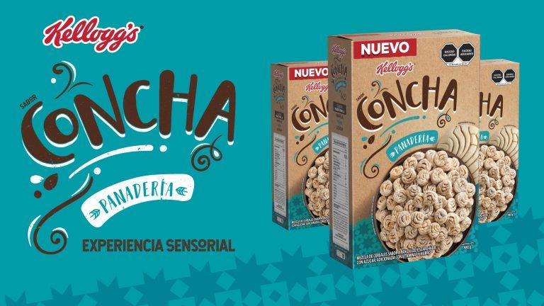 Kellogg's lanza nuevo cereal: Conchas