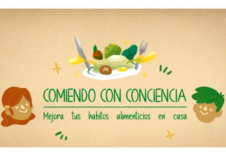 """""""Comiendo con conciencia"""" curso desarrollado por Knorr"""