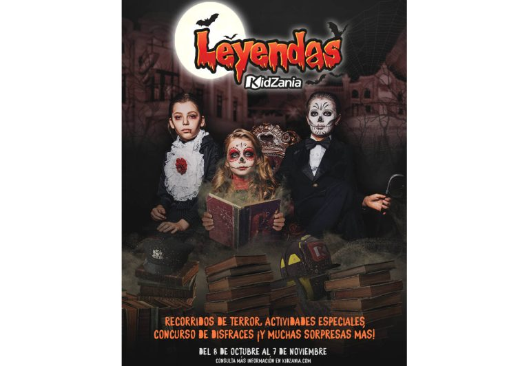 KidZania le da la bienvenida al Halloween más divertido
