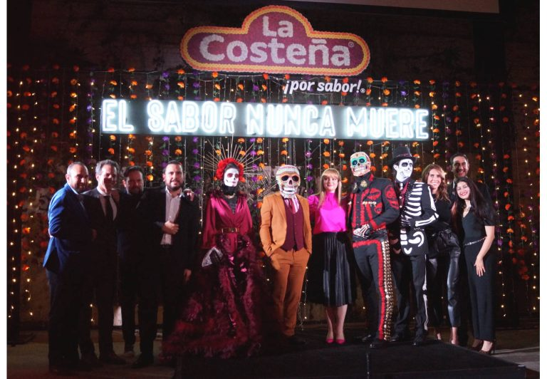 """La Costeña, presenta su nueva campaña de Día de Muertos: """"El sabor nunca muere"""""""