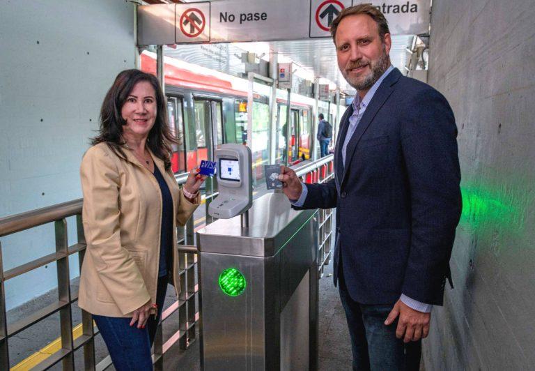 Metrobús paga sin contacto, usa tarjetas bancarias y billeteras digitales