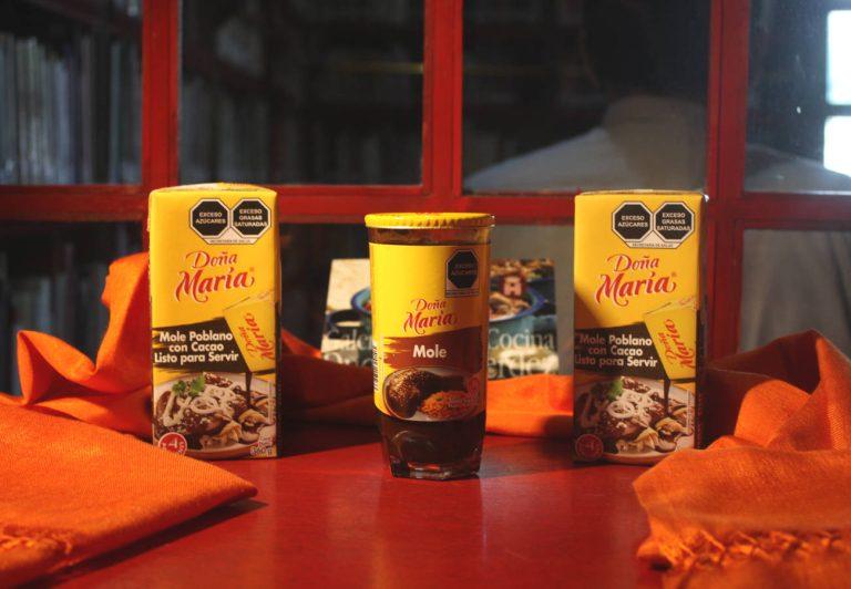 Mole Doña María celebra 80 años de la mano de Fundación Herdez