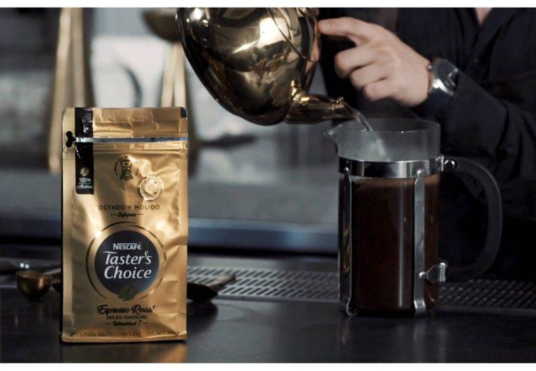 NESCAFÉ Taster´s Choice, amplia su portafolio con Gourmet Roast y Espresso Roast