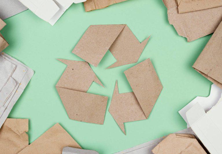 Reciclaje de papel: cultura ambiental en conjunto