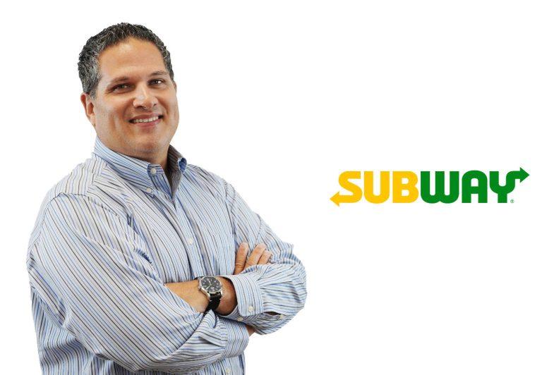 Subway designó a su nuevo Director de Relaciones Públicas, RSE y Comunicaciones Corporativas para América Latina y el Caribe.