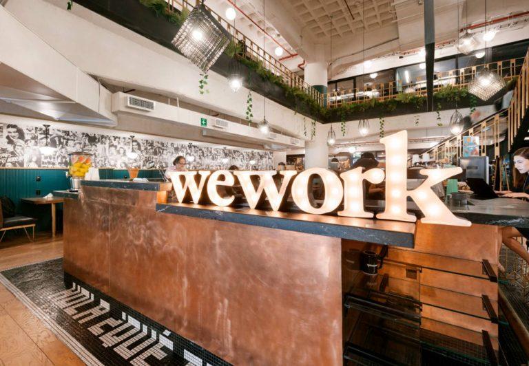 WeWork celebra sus primeros 5 años con mucho orgullo!
